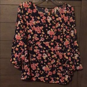 Lauren Conrad blouse. Great condition!